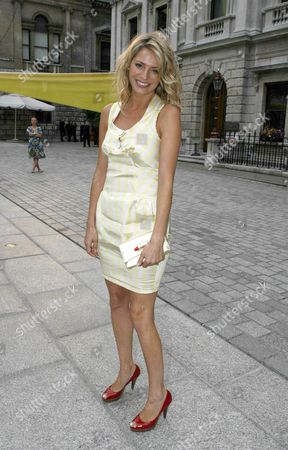 Private View of the Royal Academy of Arts Summer Exhibition 2007 at the Raa Piccadilly Tess Daly