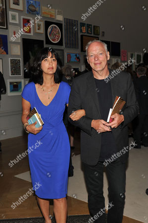 Royal Academy of Arts Summer Exhibition Preview Party David and Polly Gilmour