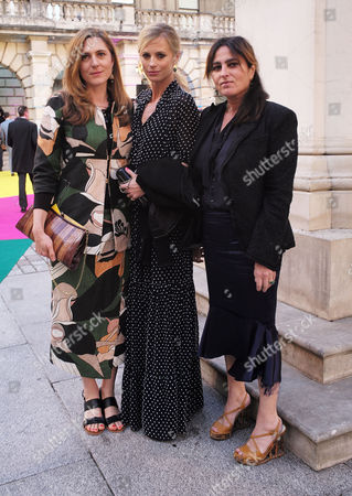 Royal Academy of Arts Summer Exhibition Preview Party at the Raa Cosima Spender Laura Bailey and Solange Azagury-partridge