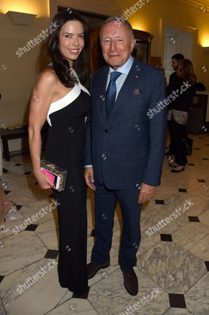 Royal Academy of Arts Summer Exhibition Preview Party at the Raa Laurence Graff and Josephine Daniel