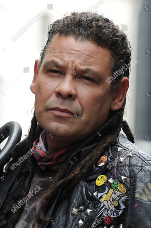 Red Dwarf X Photocall at the Prince of Wales Cinema Leicester Square Craig Charles