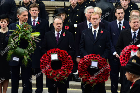 Editorial image of Remembrance Day - 08 Nov 2015