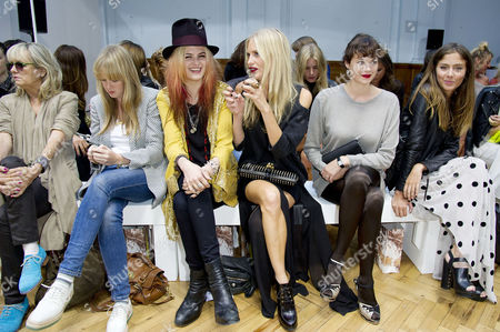 Editorial image of Sass&bide Front Row - 14 Sep 2012