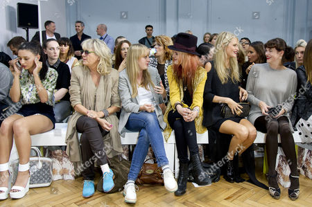 Editorial photo of Sass&bide Front Row - 14 Sep 2012