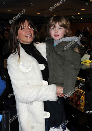 Screening of 'Megamind 3d' at the Vue Cinema Leicester Square Stacey Young with Her Son Jude