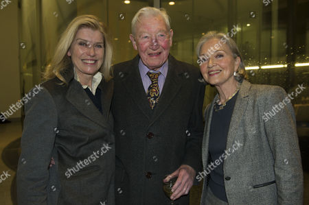 Service of Thanksgiving Celebrating the Life of Sir Alastair Burnet at St Martins in the Field Westminster Selina Scott Sandy Gall and Anna Ford