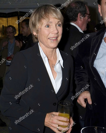 'Solo' (the Latest James Bond Novel) Book Publication Party at the Dorchester Hotel Lucy Fleming