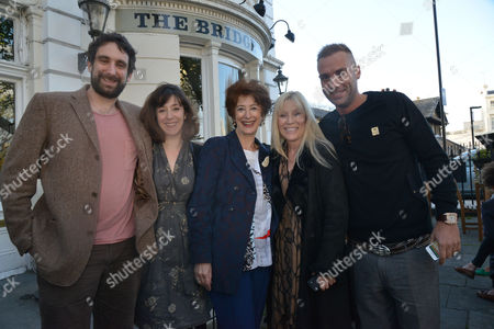 the Best – Play About George Best at the Canal Café Theatre the Bridge House Delamere Terrace London A George Best Biopic Adapted For the Stage From an Original Script by Jack Rosenthal Put On For One Night by Maureen Lipman Adam Rosenthal Amy Rosenthal Maureen Lipman Angie Best & Callum Best