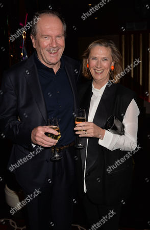 the Launch of Passion For Life by Joan Collins at the Westbury Hotel Mayfair London William Boyd and His Wife