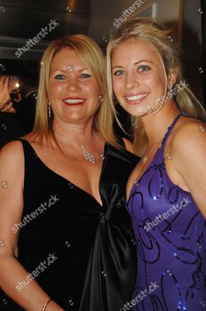 Joan Branson with Her Daughter Holly