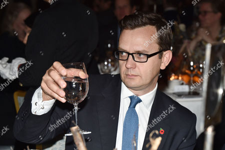 Stock Picture of the Spectator Awards at the Savoy Hotel Andy Coulson