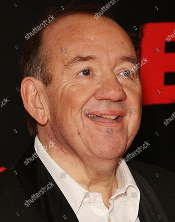 Uk Premiere of 'Red' at the Royal Festival Hall Southbank Mel Smith