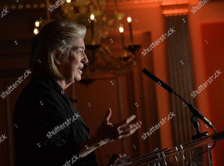 Veuve Clicquot Business Woman Award 2013 at Claridges Hotel Ballroom Brook Street Mayfair London Dame Marjorie Scardino