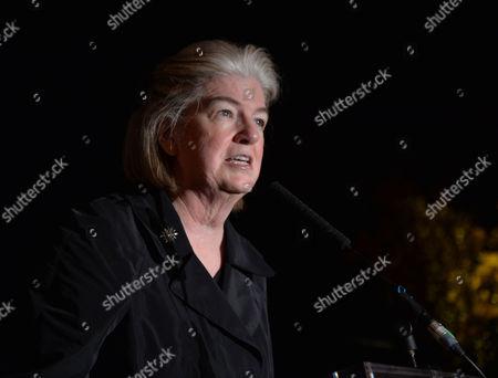 Stock Picture of Veuve Clicquot Business Woman Award 2013 at Claridges Hotel Ballroom Brook Street Mayfair London Dame Marjorie Scardino