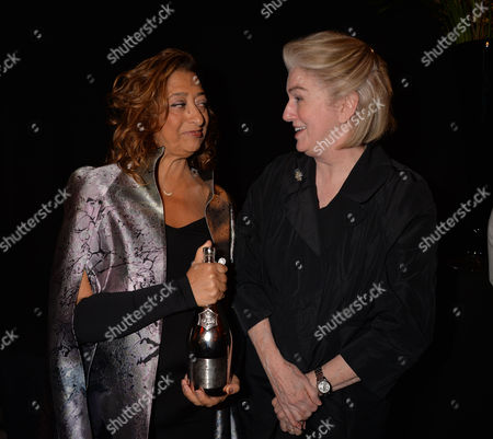 Editorial picture of Veuve Clicquot Business Woman Award 2013