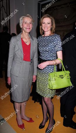 11 05 2015 the 43rd Veuve Clicquot Business Woman Awards 2015 at Claridge's Hotel Brook Street Mayfair London Virginia Bottomley