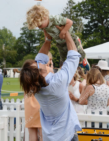 Editorial picture of Veuve Clicquot Gold Cup - 20 Jul 2014