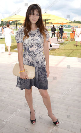 Veuve Clicquot Gold Cup at Cowdray Park Polo Club Martha Freud