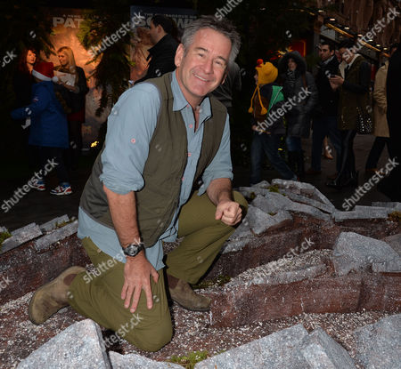 Walking with Dinosaurs Gala Screening at Vue West End Leicester Square London Nigel Marven