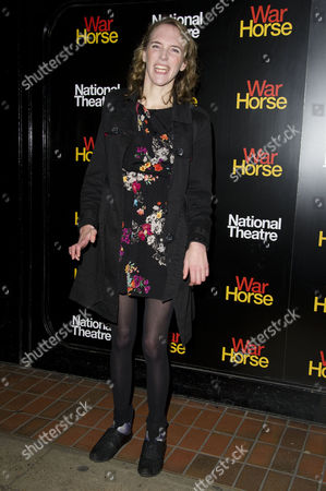War Horse 5th Anniversary Arrivals at the New London Theatre Sophie Christiansen