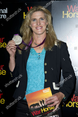 War Horse 5th Anniversary Arrivals at the New London Theatre Tina Cook