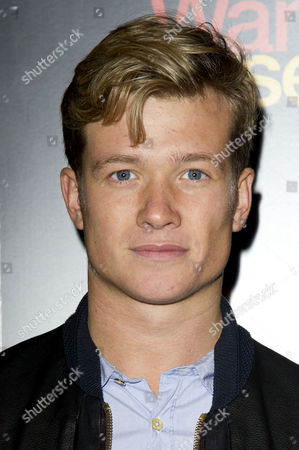 Stock Photo of War Horse 5th Anniversary Arrivals at the New London Theatre Ed Speelers