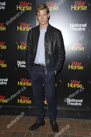 War Horse 5th Anniversary Arrivals at the New London Theatre Ed Speelers