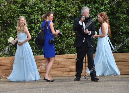 Wedding of James Rothschild and Nicky Hilton at the Orangery Kensington Palace Alice Rothschild