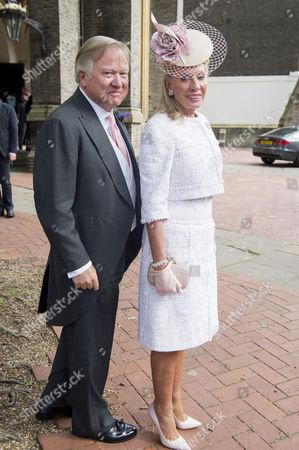 Wedding at St Paul's Church Knightsbridge Lord Anthony and Lady Carole Bamford