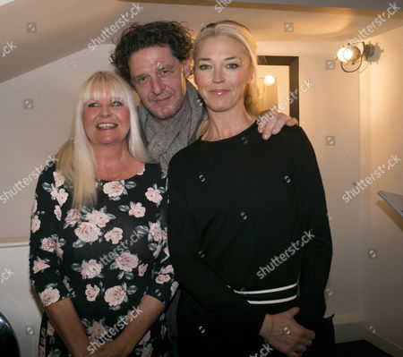 White Heat 25th Anniversary at the Little Black Gallery Park Walk Fulham West London Lindsey Carlos Clarke Marco Pierre White & Tamara Beckwith