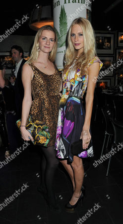 Wild For Wspa Evening at Under the Bridge Chelsea Football Fulham Chloe Buckworth with Her Sister Poppy Delevingne