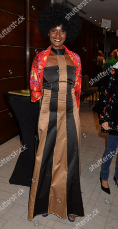 Woman of the Year Awards Lunch at the Intercontinental Hotel Hamilton Place Waris Dirie