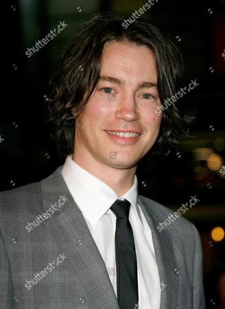 World Premiere of 'The Boat That Rocked' at the Odeon Leicester Square Tom Wisdom