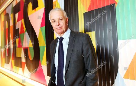 Editorial image of Andrew Martin International Interior Designer of the Year Award, London, UK - 30 Nov 2016