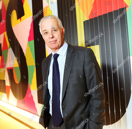 Martin Waller, founder of Andrew Martin, the awards and the Interior Design Review.