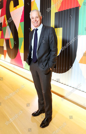 Stock Picture of Martin Waller, founder of Andrew Martin, the awards and the Interior Design Review.