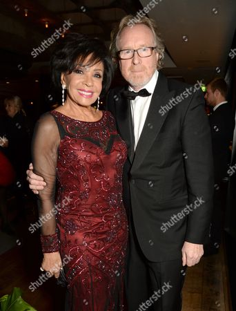 Dame Shirley Bassey and Alistair Morrison