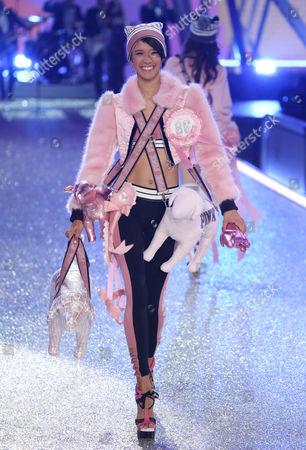 Editorial picture of Victoria's Secret Fashion Show, Runway, Grand Palais, Paris, France - 30 Nov 2016