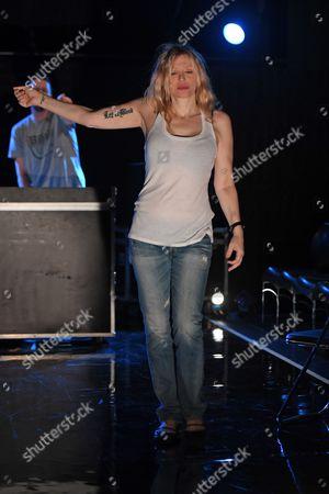 Todd Almond, Courtney Love