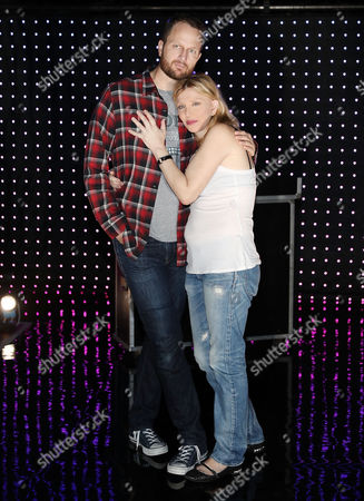 Stock Photo of Todd Almond, and Courtney Love