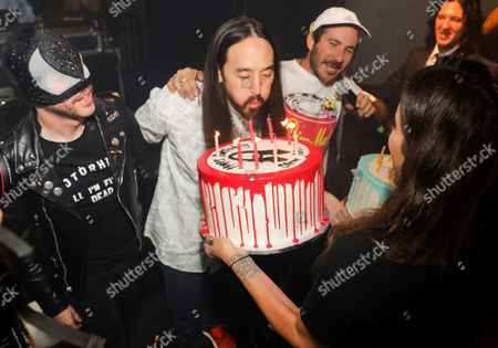 Editorial picture of Steve Aoki's Birthday Party and Dim Mak's 20th Anniversary Celebration, Los Angeles, USA - 29 Nov 2016
