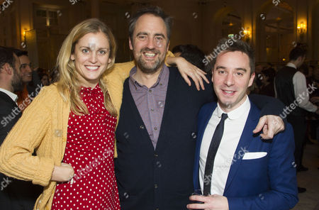 Denise Gough, Jeremy Herrin (Director) and James Graham (Author)
