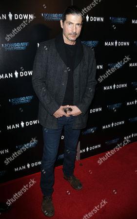 Editorial image of 'Man Down' film premiere, Los Angeles, USA - 30 Nov 2016