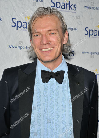 Editorial picture of The Sparks Winter Ball, London, UK - 30 Nov 2016
