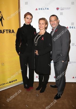 Editorial photo of SAG-AFTRA and The Elizabeth Taylor AIDS Foundation's World AIDS Day Panel, Los Angeles, USA - 30 Nov 2016