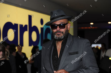 Stock Image of '20 000 Days On Earth' Premiere at the Barbican Barry Adamson