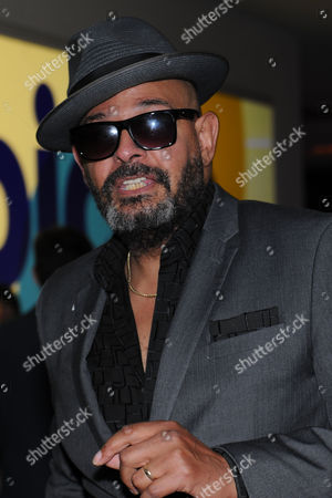 Stock Picture of '20 000 Days On Earth' Premiere at the Barbican Barry Adamson