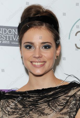 '360' Premiere Afterparty During the 55th Bfi London Film Festival at the Saatchi Gallery Kings Road Gabriela Marcinkova