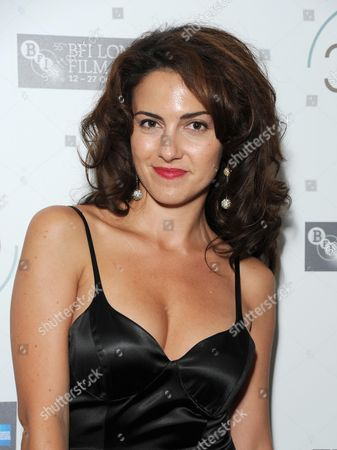 '360' Premiere Afterparty During the 55th Bfi London Film Festival at the Saatchi Gallery Kings Road Lucia Siposova