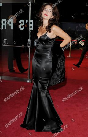 '360' Red Carpet During the 55th Bfi London Film Festival at the Odeon Leicester Square Lucia Siposova